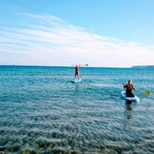 stand up paddleboard marazion and penzance