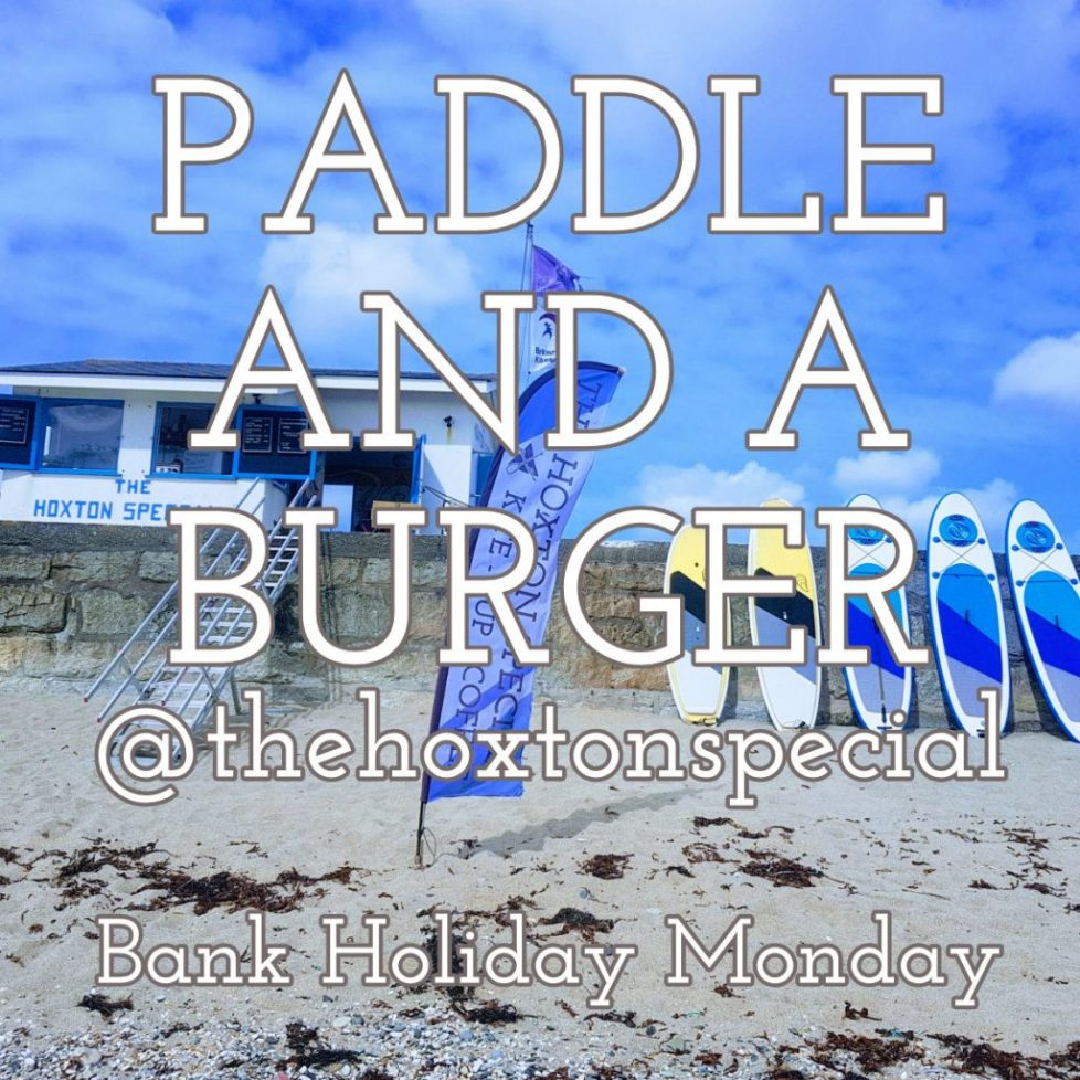 Paddle and a Burger