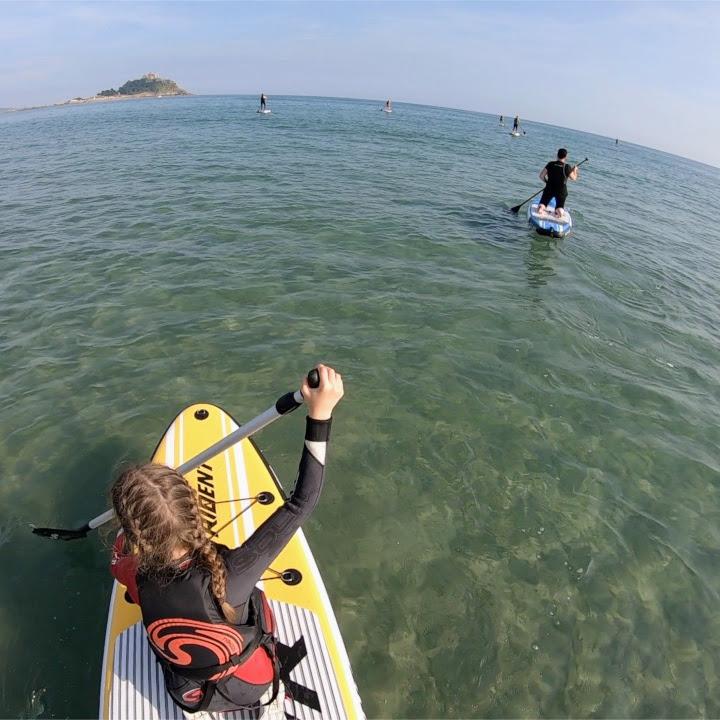 Isla paddle 2
