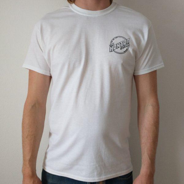 Hoxton Cafe Tee Shirt Front