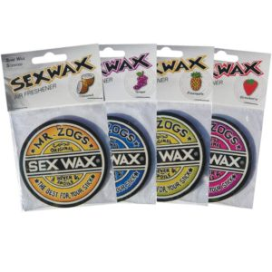 Sex Wax Air Fresheners