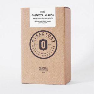 el cautivo coffee olfactory