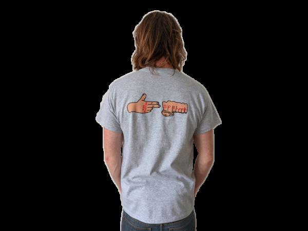 hox machine t shirt